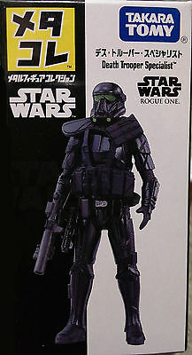 Takara Tomy Metacolle Metal Figure Collection Star Wars Death Trooper Specialist