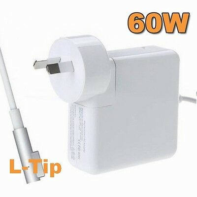 "60W Power Charger AC Adapter for APPLE MacBook Pro 13"" A1278 A1342 A1181 MAC OS"