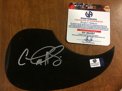 CARRIE UNDERWOOD Autographed Signed Guitar pick guard w/ COA