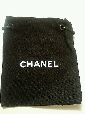 Chanel jewelry dust bag