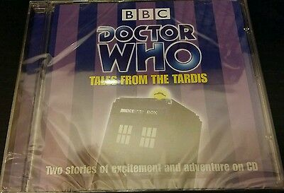 Doctor who tales of the tardis cd