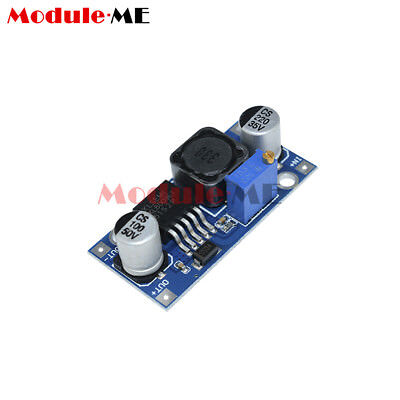 2PCS XL6009 DC Adjustable Boost Step-up Power Converter Module Replace LM2577 MO