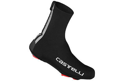 Cycling Shoe Cover -- Castelli Diluvio -- S/M EU Sizes 35-39