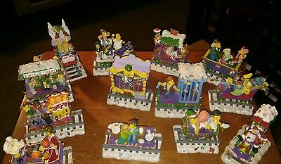 Hamilton The Simpsons Christmas Express Collection