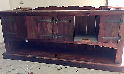 Recycled Timber Sideboard