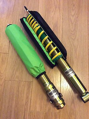 Focus Rs Coilover Covers Double Thickness Reversible