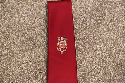 1971 Wales Rugby Union Grand Slam 4 Nations Tie *Rare*