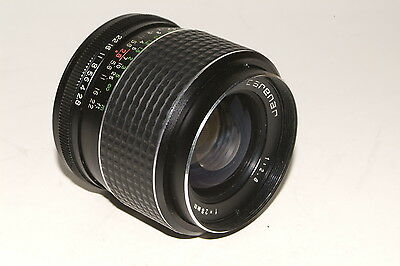 M42 fit Carenar prime 2.8 28mm lens