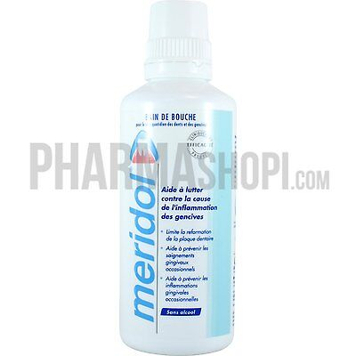 Meridol Mouthwash 400ml