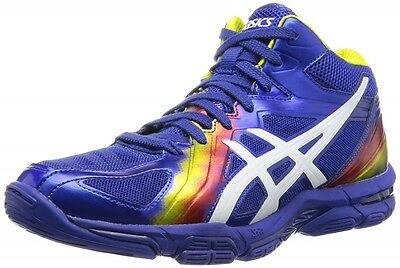 NEW Asics Japan Volleyball Shoes GEL-VOLLEY ELITE 3 MT FLAME TVR487
