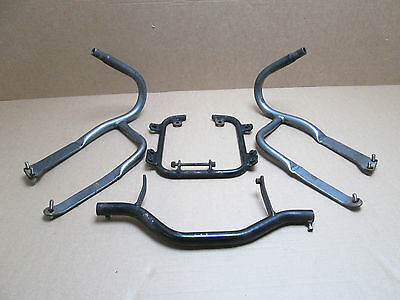 BMW R1200RT 2006 Crash bars set / engine protectors with fittings (2448)