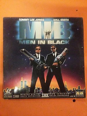 Laser Disc  Men In Black
