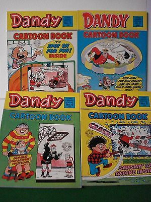 Dandy comic Library specials 4 copies no 5,6,7 & 8