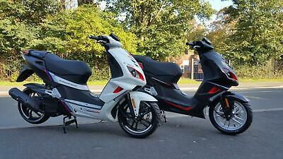 Peugeot SP4 Speedfight 125cc Scooter Moped FINANCE AVAILABLE TODAY!