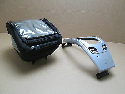 BMW R1200RT 2006 Luggage tank bag and mounting rack  (2448)