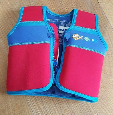 Buoyancy aid for swimmimg instruction - 2/3 years
