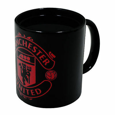 Manchester United Fc New Heat Changing Ceramic Tea Coffee Mug