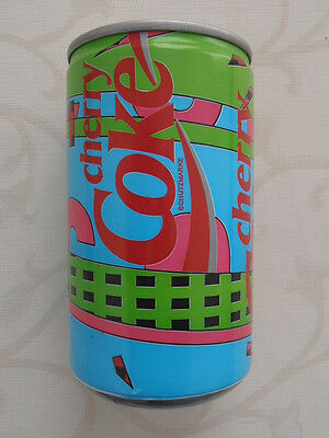 Coca Cola cherry Dose  BRD (1988) 0,33l Can Western Germany