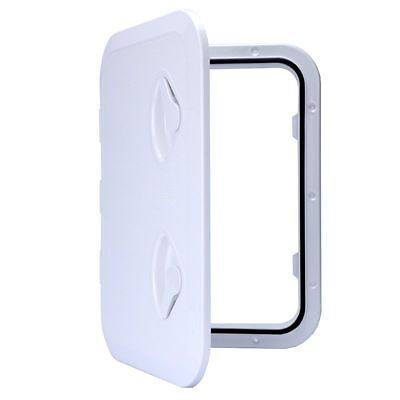 Boat Plastic & Marine Access Hatch Inspection 17-1/4´´x12-3/8´´ 315mm X 440mm