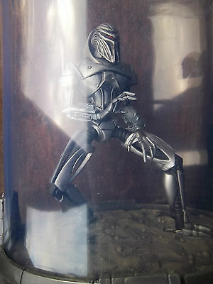 Battle Star Galactica Cylon Centurion Titanium Series