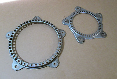BMW F800ST 2011  Front and rear ABS rings