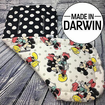 Universal Reversible Pram Liner By Made In Darwin
