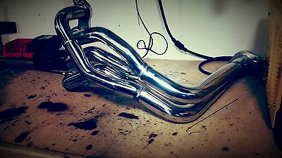 Stainless Steel Exhaust System for Nissan Micra K11 1.0 1.3 1.4