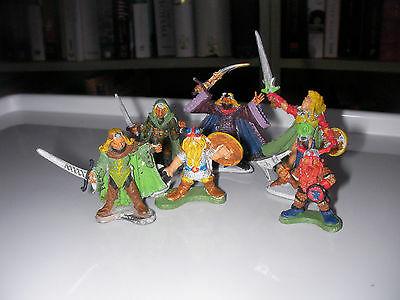 role playing fantasy model figures