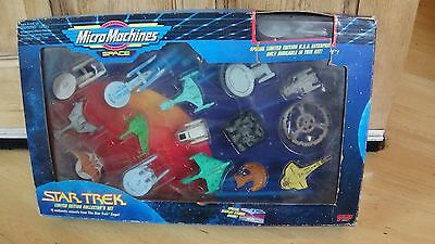 Star Trek Micro Machines Limited Edition Collector's Set