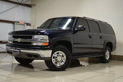 2006 Chevrolet Suburban  HARD TO FIND CHEVROLET SUBURBAN 2500 LT TOW 3RD ROW