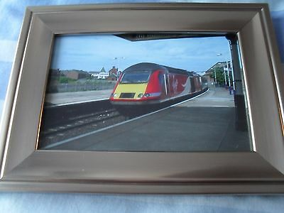 Virgin Trains East Coast Picture At Arbroath Station 2016