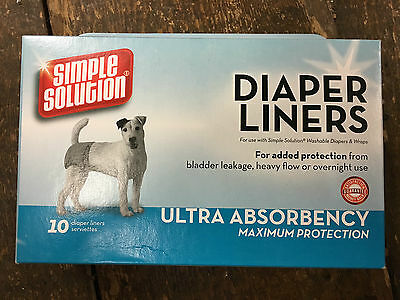 Simple Solution ® Diaper Nappy Liners