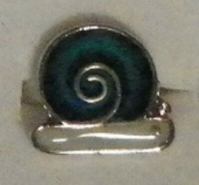 Child's Mood Ring ~ Snail