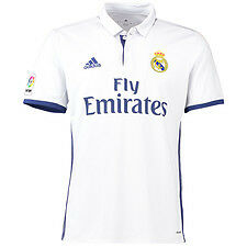 Real Madrid 2016/2017 home jersey