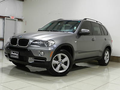 2007 BMW X5 3.0si Sport Utility 4-Door BMW X5 AWD 3.0SI PANORAMIC SUNROOF XENON 3RD ROW DASH CAM DVR RECORD IN & OUT