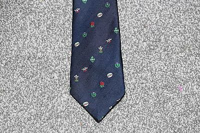 Six Nations Vintage Rugby Union Tie