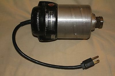 Porter Cable EHD Extra Heavy Duty Speedmatic Router 5372 Motor Only
