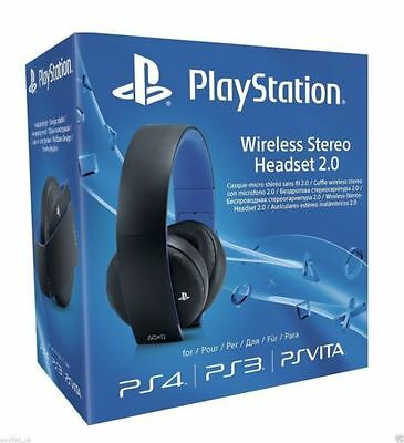 Sony Wireless Stereo Headset for Playstation