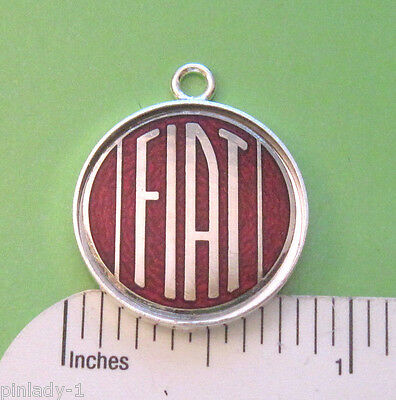 FIAT logo - Necklace GIFT BOXED