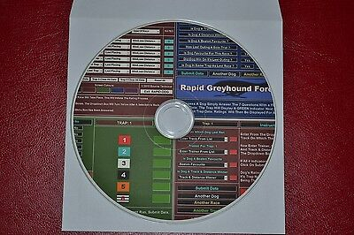 COMPILATION 4 Fast Input Greyhound & Forecast Racing Systems