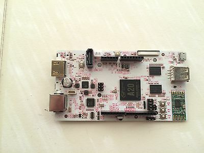pcDuino 3 Dual Core Embedded PC with Arduino shield interface for coding