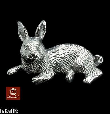 New In Box Authentic Arthur Court Bunny Rabbit Paper Napkin Weight Free Shipping