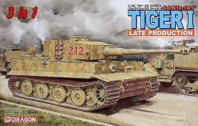 TIGER 1 DRAGON n° 6253