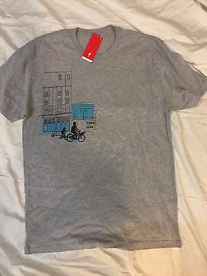 New Gray specialized t-shirt Small