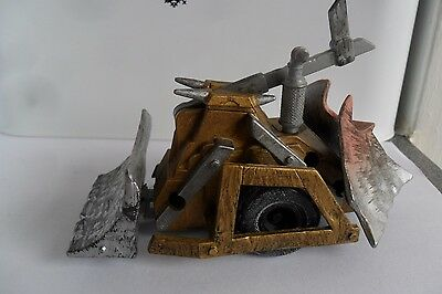 Rare Large Friction House Robot Shunt From Bbc Robot Wars Excellent Condition