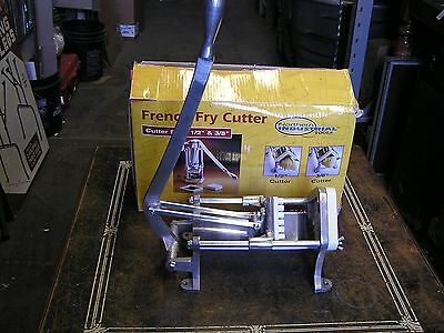 Commercial-grade 1/2-inch French Fry Cutter, Northern Industrial Tools