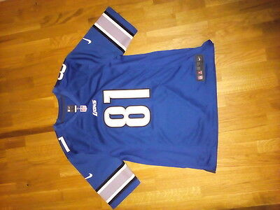 NFL Football Jersey Detroit Lions - Nike