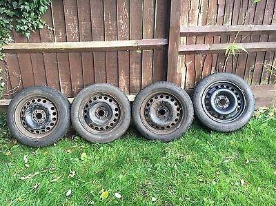 5x110 Winter Wheels and Tyres