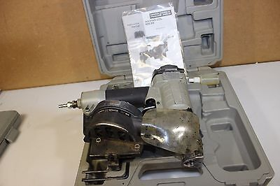 Nice!! Porter Cable Coil Roofing Nailer Rn175B