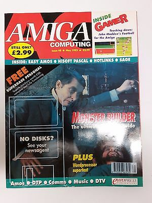 Amiga Computing Magazine Issue 48 - May 1992 - No Free Disc